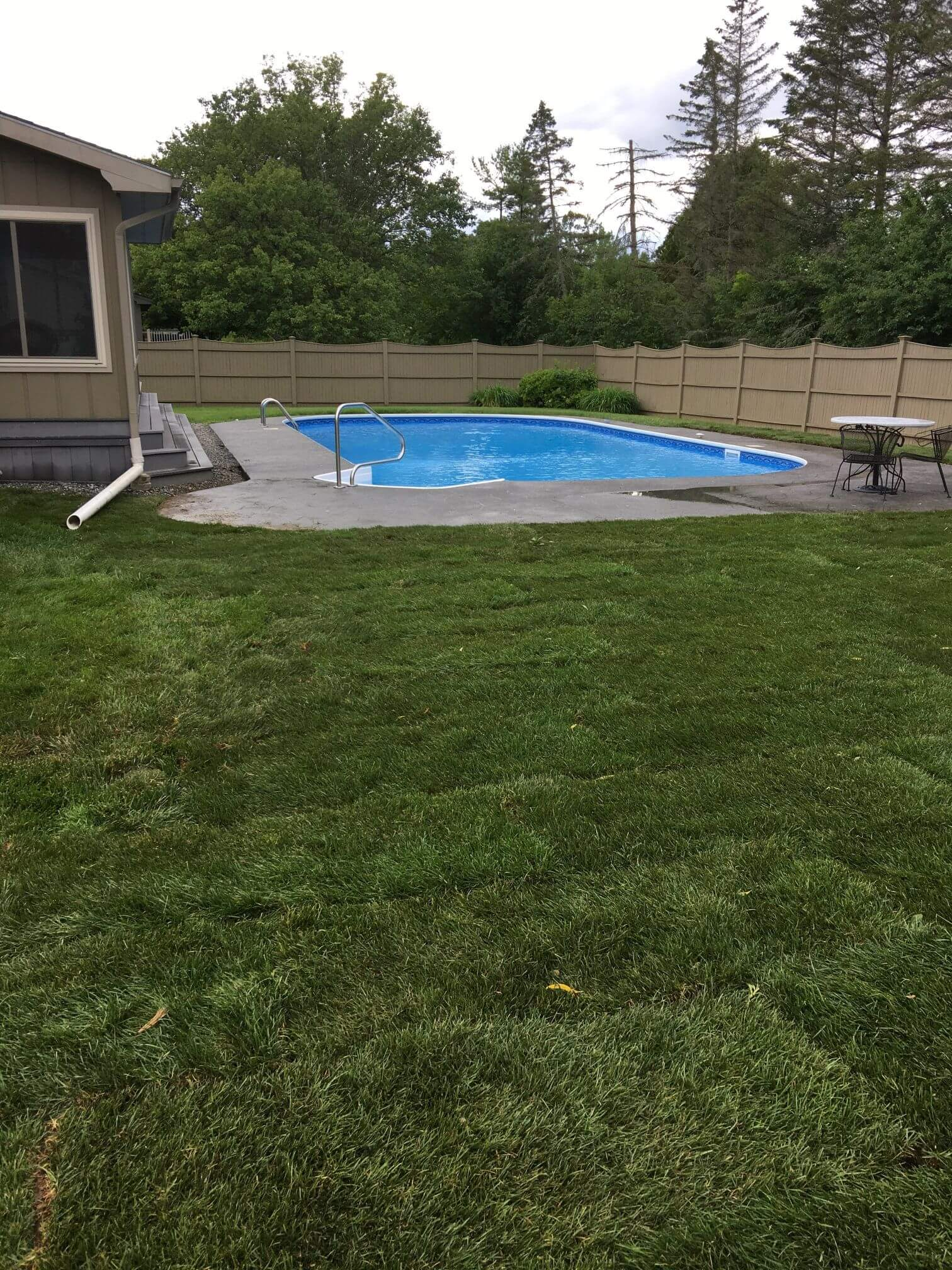 Lawn Care Project Five